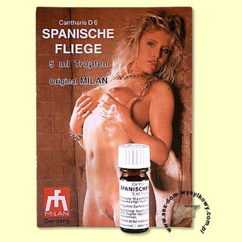 Milan - SPANISCHE FLIEGE 5ML - with card