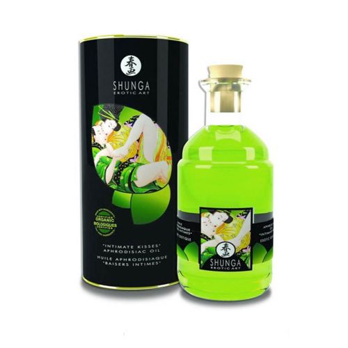 Aphrodisiac Oil Exotic Green Tea 100ml