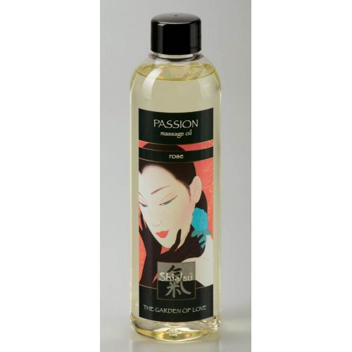 MAGIC DREAMS -masszázs olaj  passion - rose - 250ml