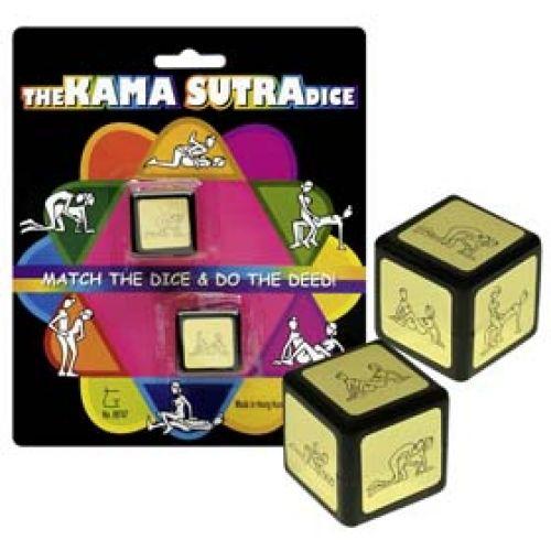 Kama sutra arany színű kocka