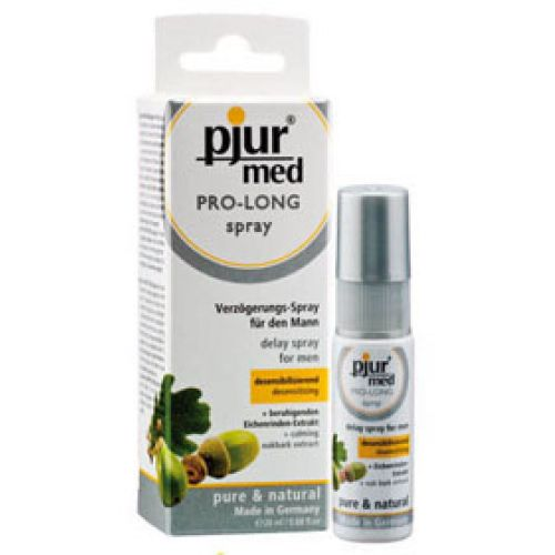 pjur med PRO-LONG spray - 20 ml spray késleltető