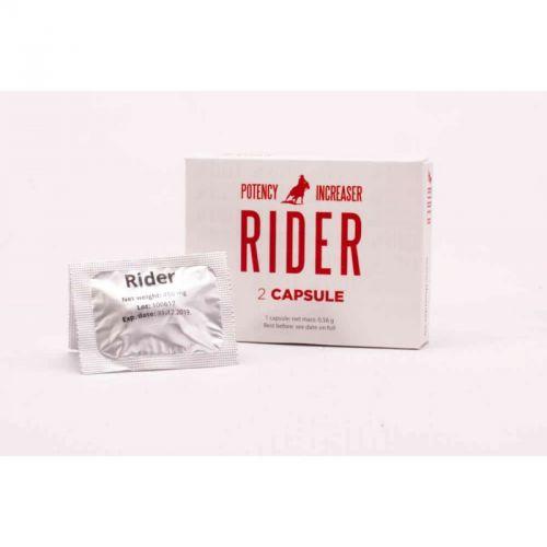 Rider -Férfi vágyfokozó kapszula (SPX utódja)