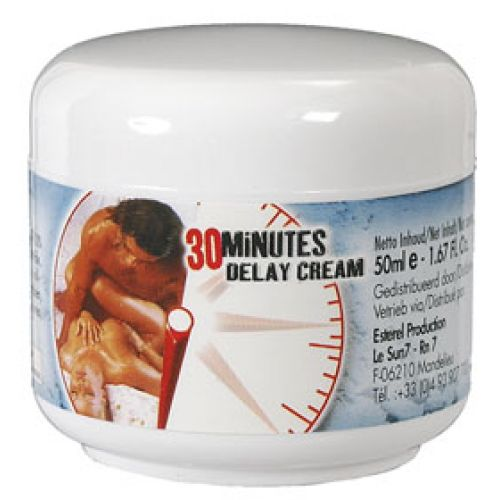 30 MINUTES DELAY CREME 50 ML
