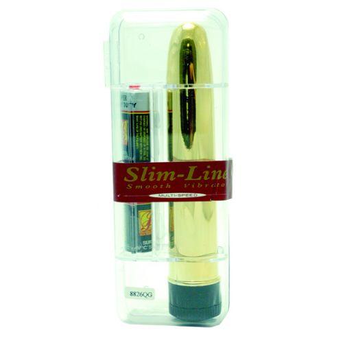 Slim-Line Vibrator Gold