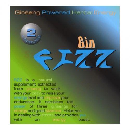Gin FIZZ - potencianövelő kapszula