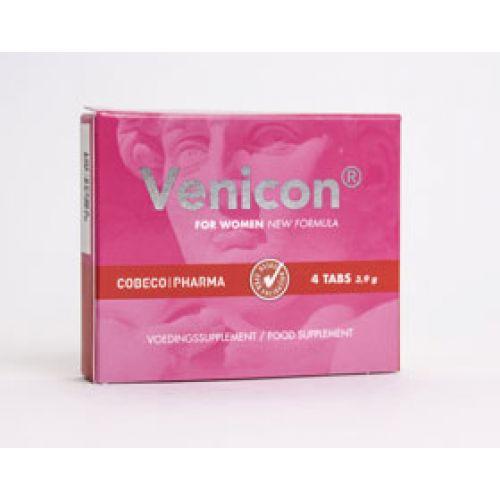 Venicon for Women (4 tabl.) Növényi összetevőket tartalmazó