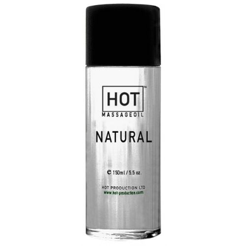 HOT -  Erotikus masszázsolaj Natural 150ml