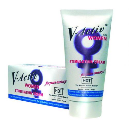 V-Activ STIMULATION CREAM for WOMEN PE 5 Stueck 50 ml