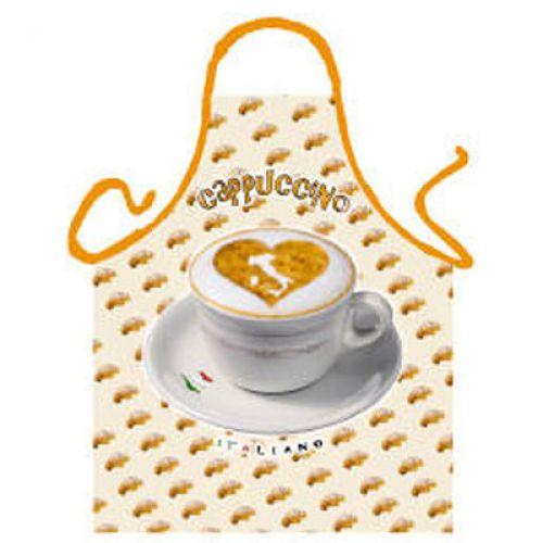 Cappuccino - Kötény