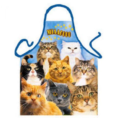 Macskák - Kötény