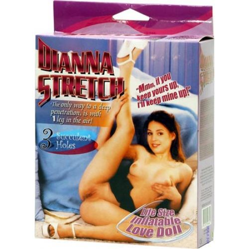 Dianna hajlékony guminő