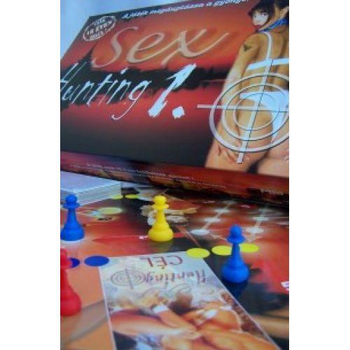 Társasjáték - Sex Hunting 1