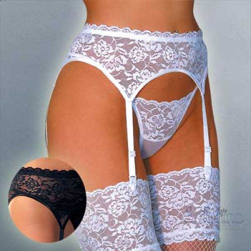Cora-garter and panty