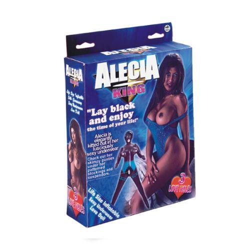 Alecia king guminő