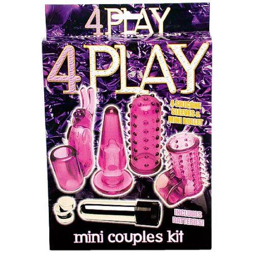 4 PLay - Mini csiklóizgató szett