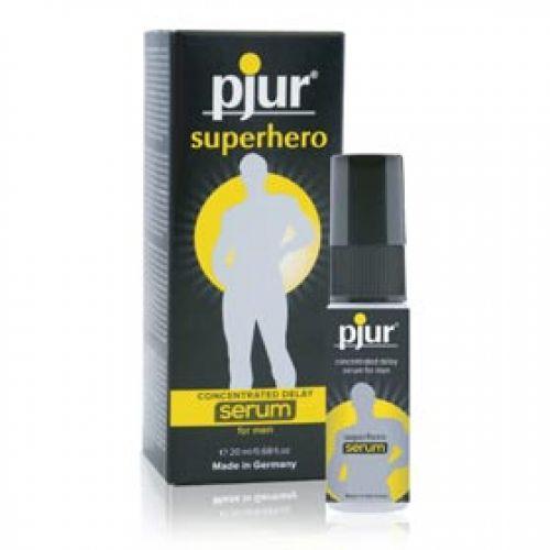 pjur Superhero concentrated delay Serum for men 20 ml (0,68