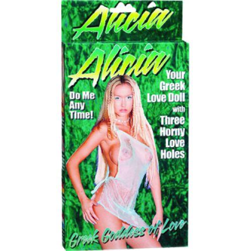 Alicia guminő