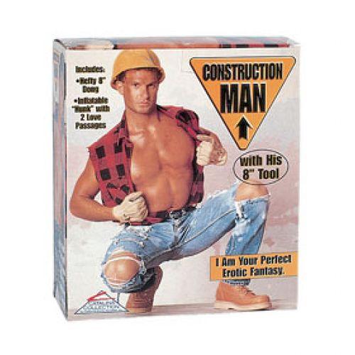 CONSTRUCTION MAN DOLL