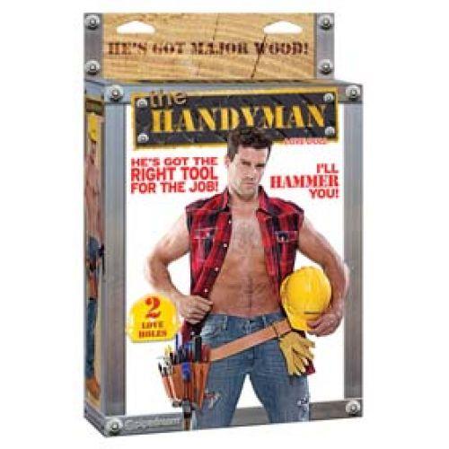 The Handyman - férfi szerelembaba