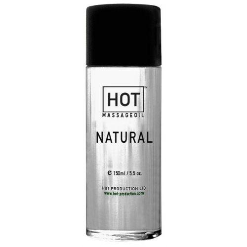 HOT -  Erotikus masszázsolaj Natural 150ml
