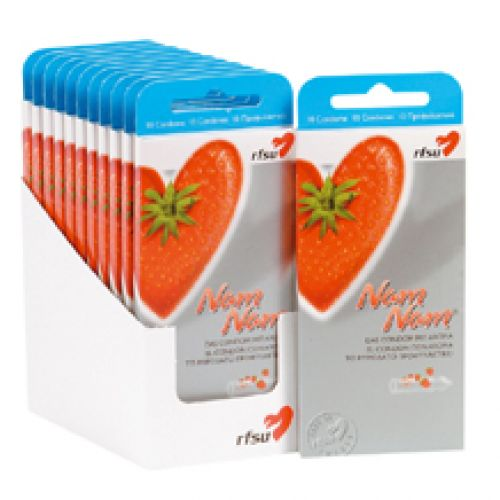 Nam Nam condom eper illatú 12x10 darab
