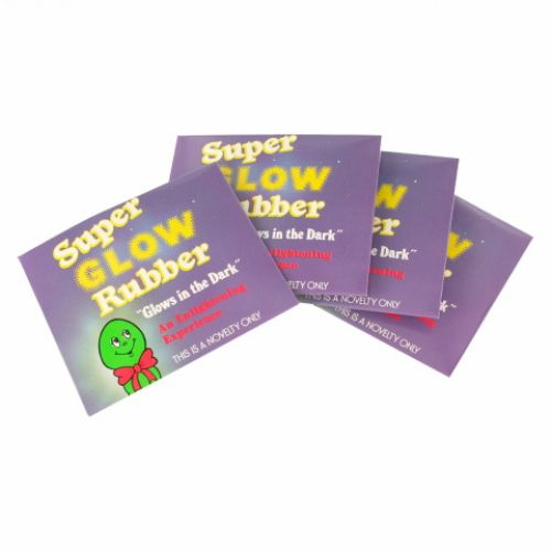 super glow condom, 1 doboz